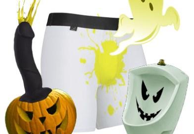 Komor Zoltán: Húgycsepp Halloween