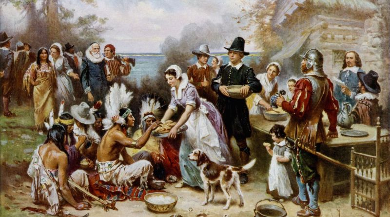 Az 1621-es Hálaadás