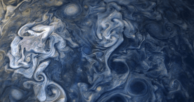 Absztrakt expresszionista lett az űrszonda?
