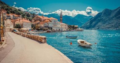 Montenegró látnivalói – 1. rész