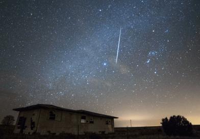 Időjárás jelentés: meteorzáporok várhatók