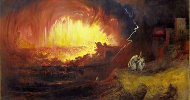 Szodoma és Gomora: ezért nem érdemes felbaszni Istent