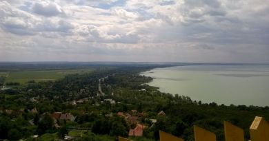 Vietnami papucsban a Balaton körül: Fonyód hegyei