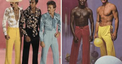 A hetvenes évek divatja