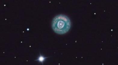 Csillagködbe veszett a píszí - már az Eszkimó-köd sem a régi