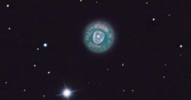 Csillagködbe veszett a píszí – már az Eszkimó-köd sem a régi