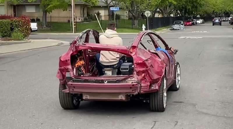 Bíróság mondta ki – a Tesla Model 3 egy kurva szar autó
