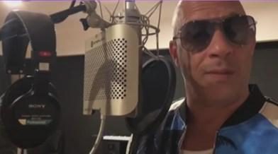 Vin Diesel ledobta az atomot - itt az első kislemeze!