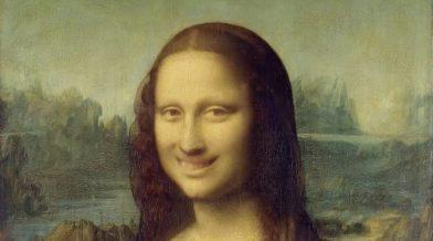 Végre megjavították Mona Lisa mosolyát