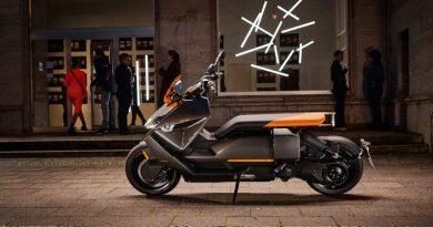 Futurisztikus kétkerekűt mutatott be a BMW