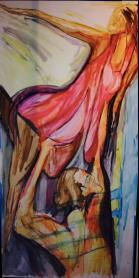 The Santiago Ballet 7ft x 3ft