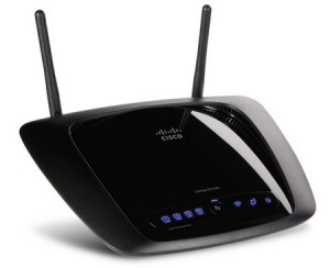 Cisco-Linksys-E2100L-Wireless-N-Router