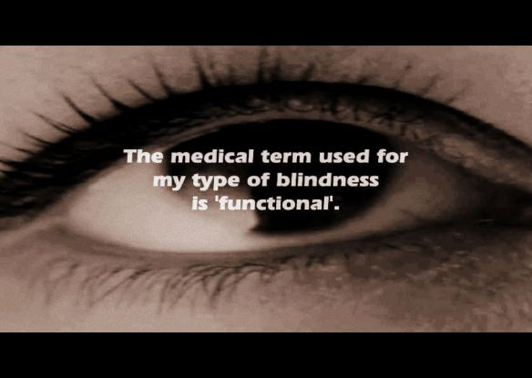 functional blindness