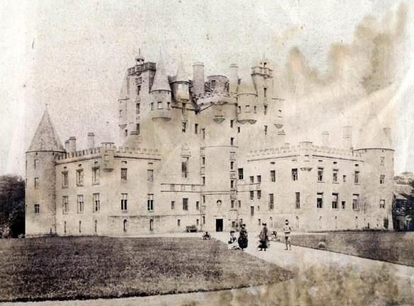 Glamis-castle