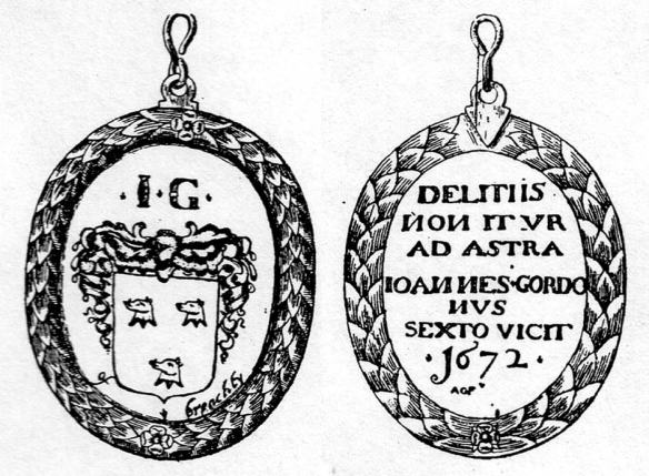 Archery-medal