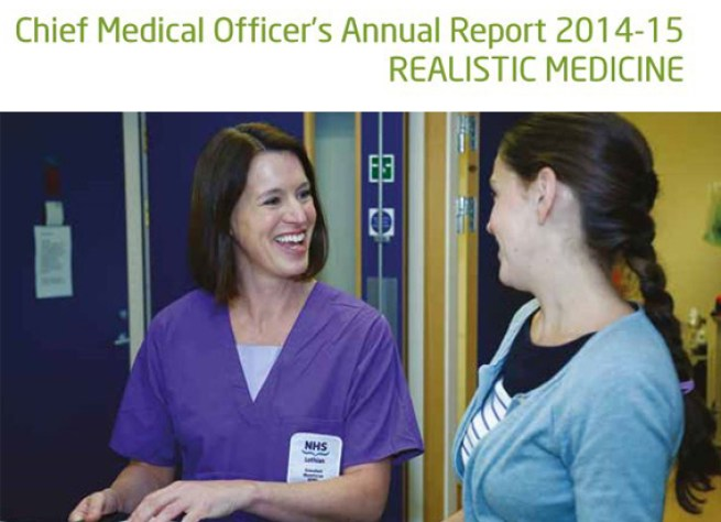 CMO Realistic Medicine Calderwood