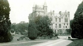Kilmahew house, Cardross (now demolished)