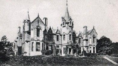 Dunalastair house