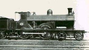 Dunalastair Locomotive
