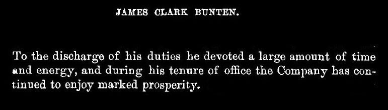 James Clark Bunten