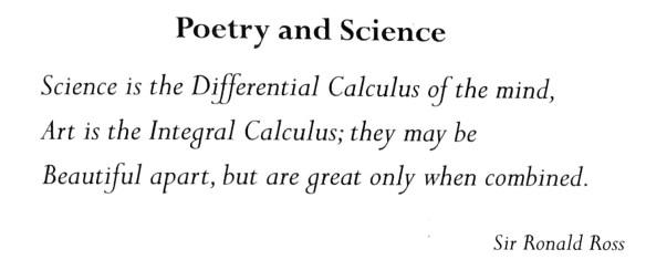 Ken Calman (99 MacDiarmid, had Feynman read)