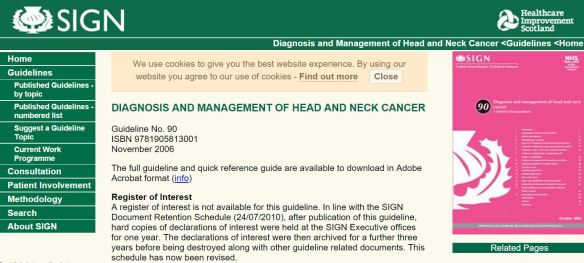 Head and Neck cancer