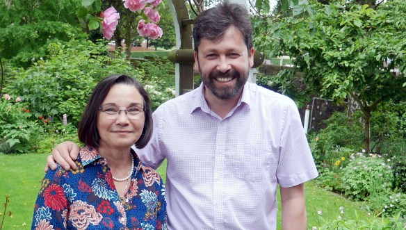 Kate Swaffer visits Mossgrove 30 June 2015