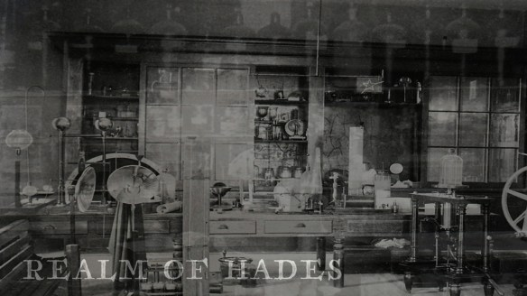 Samuel-Brown's-Laboratory,-Portobello,-Hades