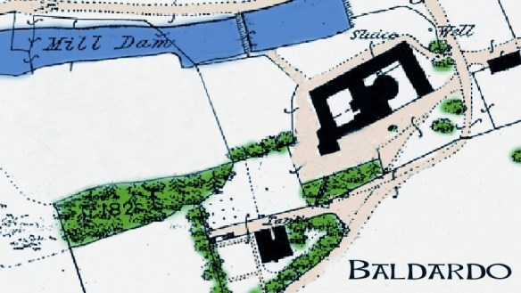 Baldardo map