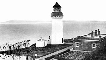 Campbeltown Light – a Victorian print by Firth.