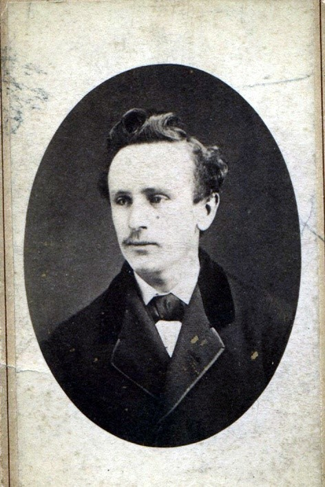 James Wilkie died 1885