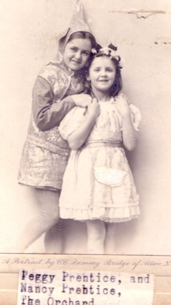 Nancy & Peggy Prentice