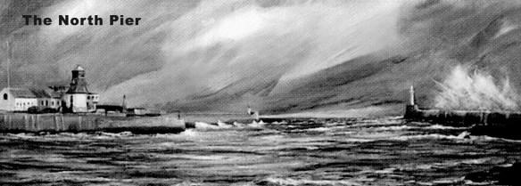The North Pier struck twice.