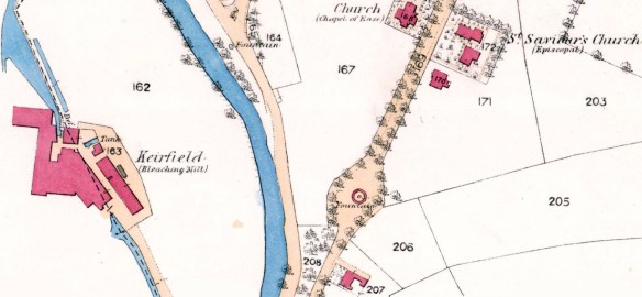 Nineveh on the map 1865