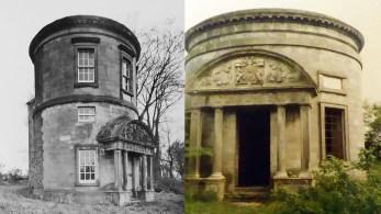 Craigiehall Temple (6)