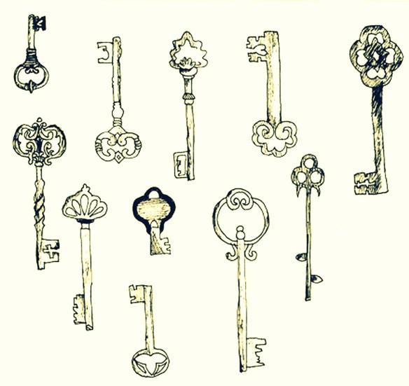 museum-keys