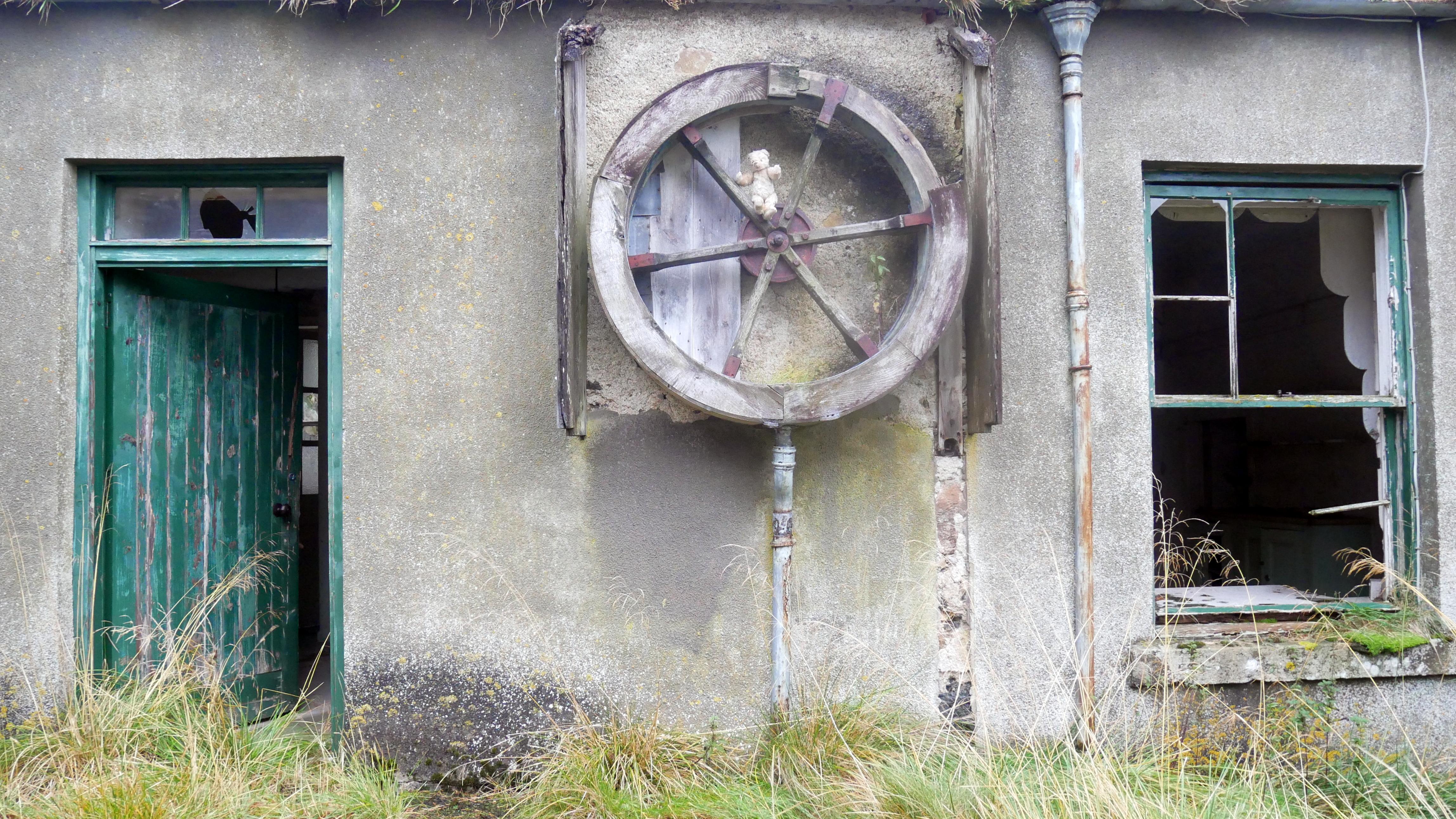 Blackwater Lodge, Cabrach – Hole Ousia