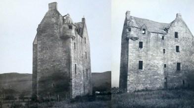 Gilbertfield castle (20)