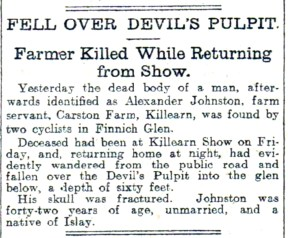 8 Aug 1908, Devil's Pulpit
