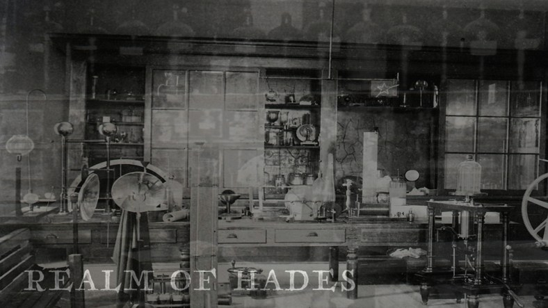 Samuel-Brown's-Laboratory,-Portobello,-Hades