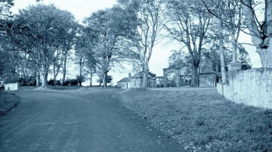 Ladykirk House and West Lodges (Lion gate) (7)