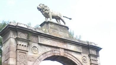 Lion Gate, Ladykirk Hoose, 10 June 2018 (5)
