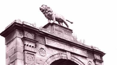 Lion Gate, Ladykirk Hoose, 10 June 2018 (7)