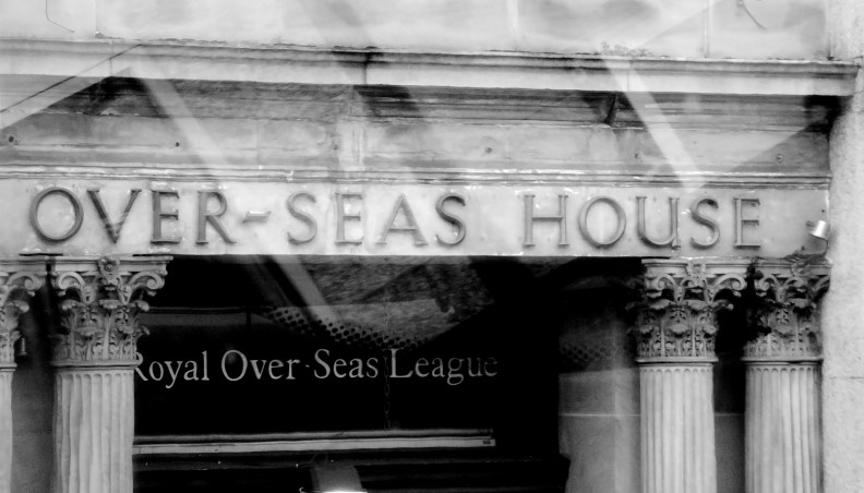 Over-Seas House, Princes St, Edinburgh