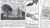 1930 Closed Gate of Panmure