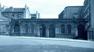 01 Glasgow Green Station
