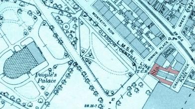1934 Glasgow Green station