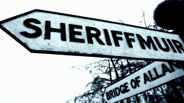 Sign to Sherrimuir 15 March 2015 (2)