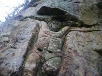 tommy hawkings rock carvings, blantyre priory (5)
