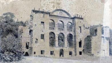 Craighall castle ruin (2)